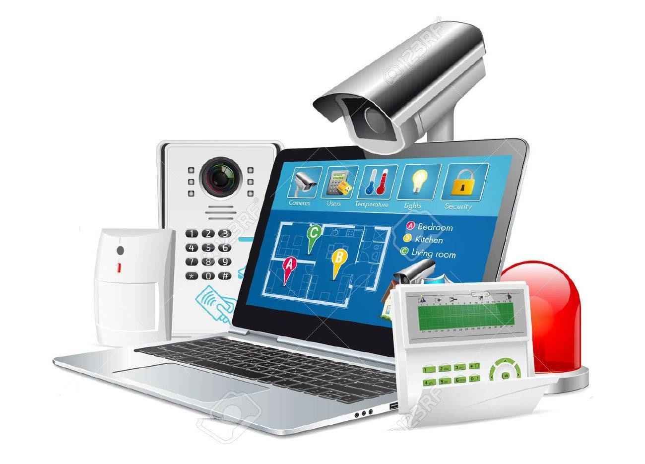62970896-concept-de-contrôle-d-accès-système-de-sécurité-à-la-maison